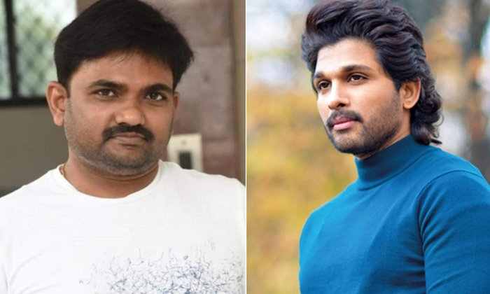 Director Maruthi Comments On Allu Arjun About New Movie-TeluguStop.com