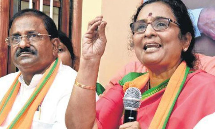 Ratnaprabhas Letter To Somu Weeraraj On Election Expenses-TeluguStop.com
