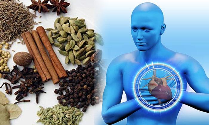 Amazing Health Benefits Of Garam Masala-TeluguStop.com