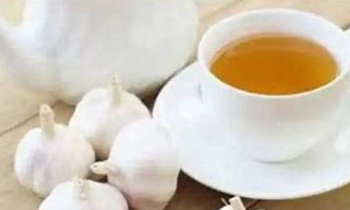 Garlic Tea Cough Latest News Health Tips Health Good Health-TeluguStop.com