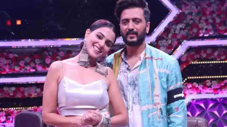 Genelia Deshmukh Reveals That Riteish Had To Touch Her Feet As Part Of Ritual At Wedding Ceremony-TeluguStop.com