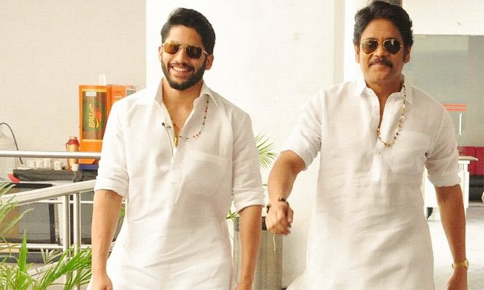 Nagarjuna Bangarraju Movie Entry Into Sankranthi 2022 Race-TeluguStop.com