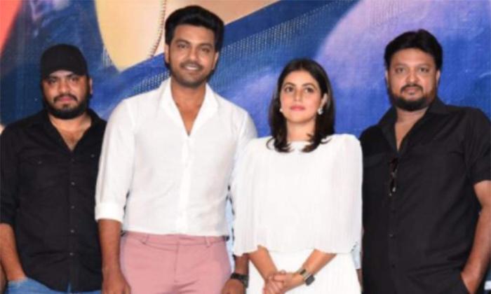 Poorna About Nayanthara At Sundari Promotions-TeluguStop.com