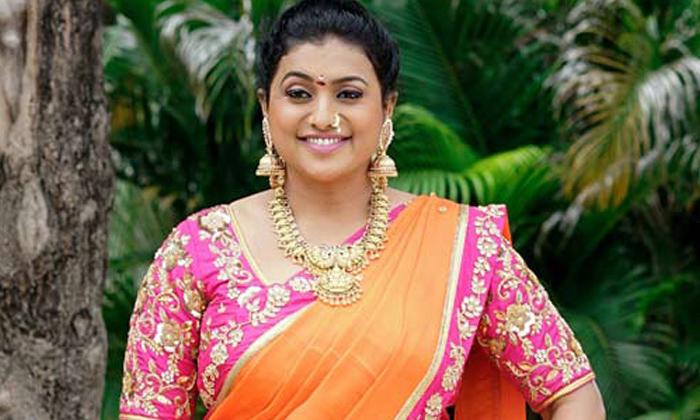 Jabardasth Fame Mla Roja Video Clipping Goes Viral-TeluguStop.com