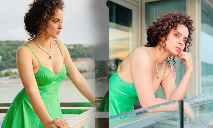 Kangana Ranaut Latest Hot Photos-TeluguStop.com