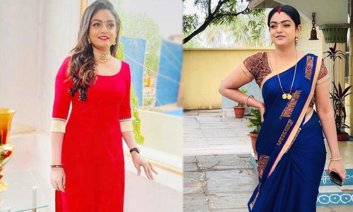 Karthika Deepam Fame Premi Vishwanath Latest Photos Goes Viral In Social Media-TeluguStop.com