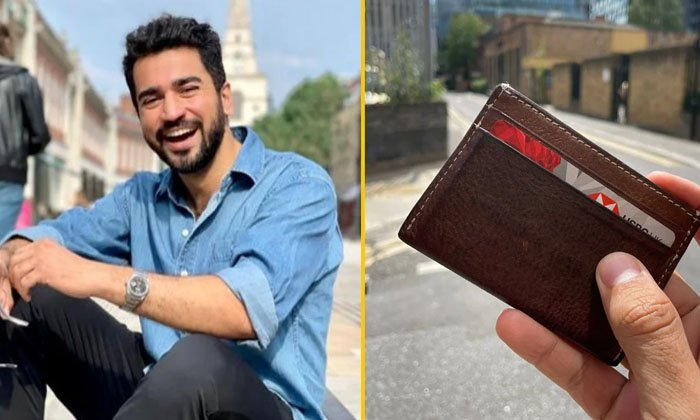 Lahore Man To Find Rahul In London To Return Wallet Is Winning Hearts On Twitter-TeluguStop.com