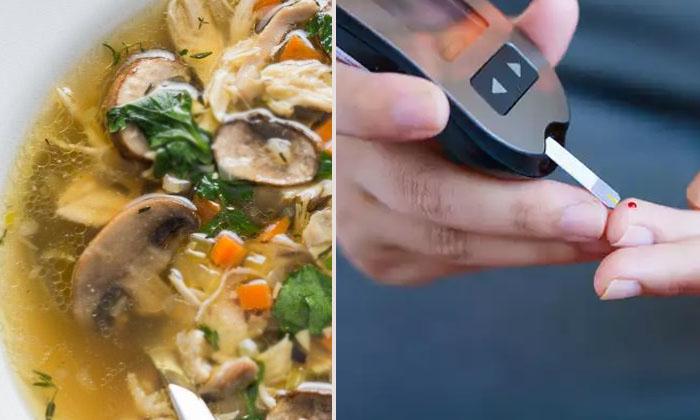 Health Benefits Of Mushroom Soup-TeluguStop.com