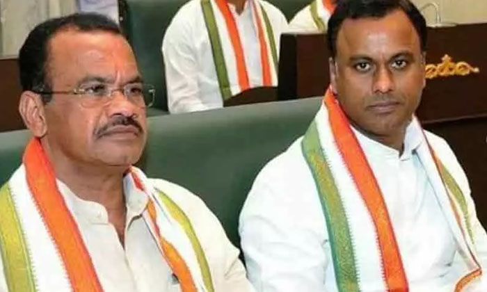Is Rewanth Reducing The Influence Of Nalgonda Leaders In Congress-TeluguStop.com