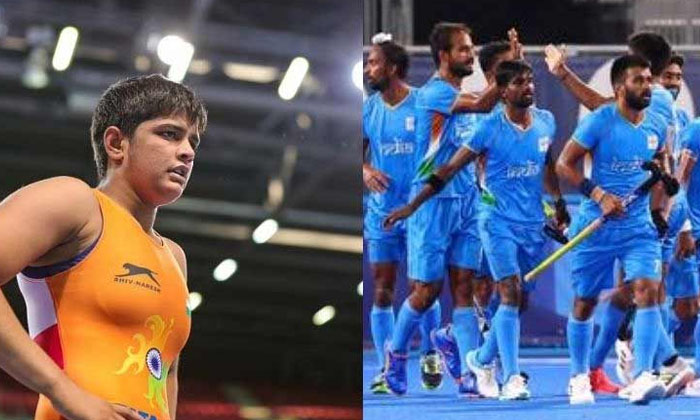 Tokyo Olympics Hopeful Hockey Team Disappointed-TeluguStop.com