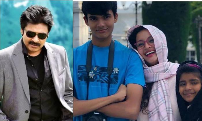 Telugu Karanandan, Pawan Kalyan, Ranu Desai, Tollywood-Movie