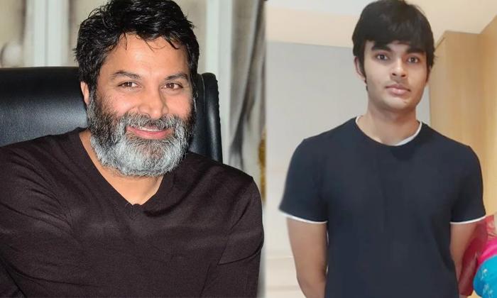 Pawan Kalyan Son Akira Nandan Movie Entry In Trivikram Direction-TeluguStop.com