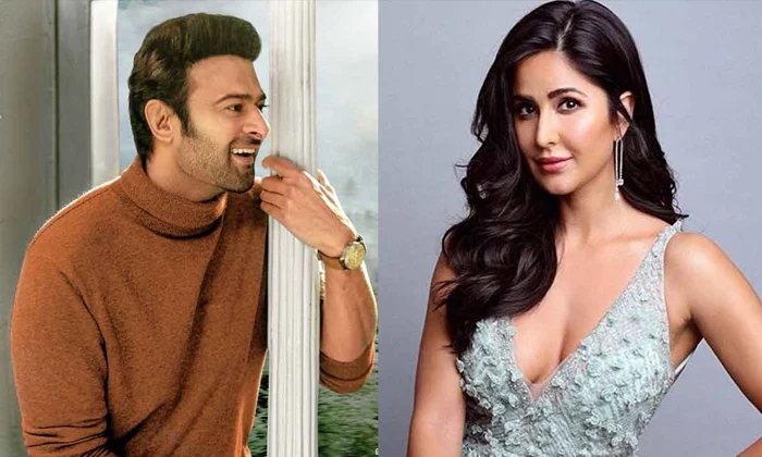 Prabhas And Prashanth Neel Movie Salaar Item Song With Katrina Kaif-TeluguStop.com