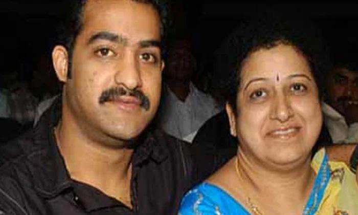 Unknown Facts About Tarak Mother Shalini And Yamadonga Movie-TeluguStop.com