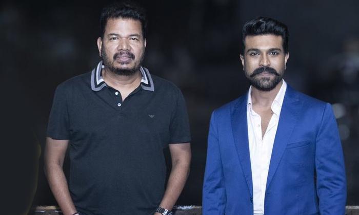Ram Charan 15th Movie Under Shankar Direction News-TeluguStop.com