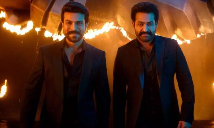 Ram Charan And Ntr Rrr Movie Second Promotional Song-TeluguStop.com
