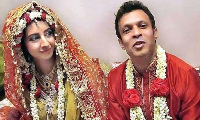 The Heroine Who Is Gettig Divorced After Six Years Of Marriage-TeluguStop.com