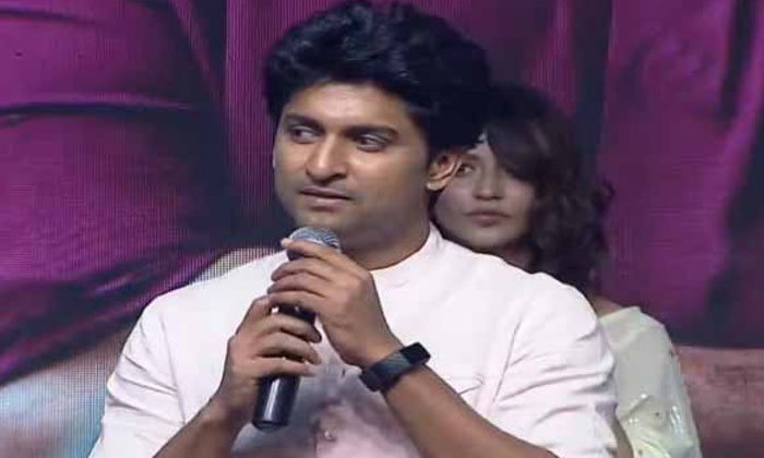 Nani Shocking Comments On Acharya Movie What Do You Mean-TeluguStop.com