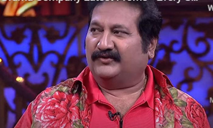Singer Mano Shocking Comments On Sudheer In Sridevi Drama Compa-TeluguStop.com