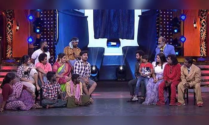 Sudigaali Sudheer Hyper Aadi Sridevi Drama Company Latest Promo Etv-TeluguStop.com