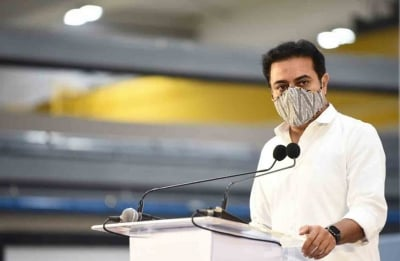 Telangana Minister Hails French Co's Decision To Double Investment-TeluguStop.com