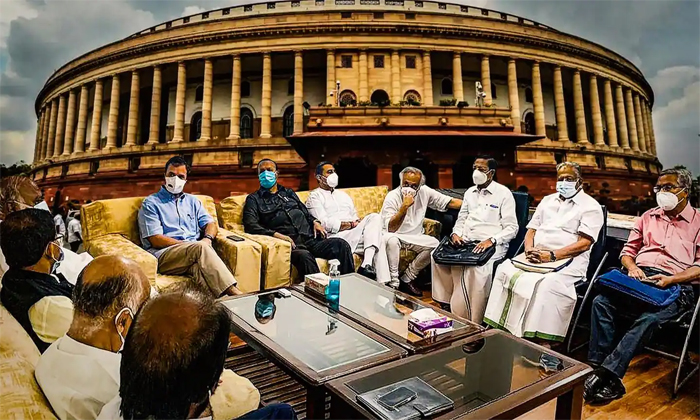 The 14 Parties Ready To Hold Mock Parliament-TeluguStop.com