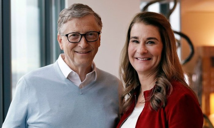 Bill Gates Melinda French Officially Divorced Court Document-TeluguStop.com