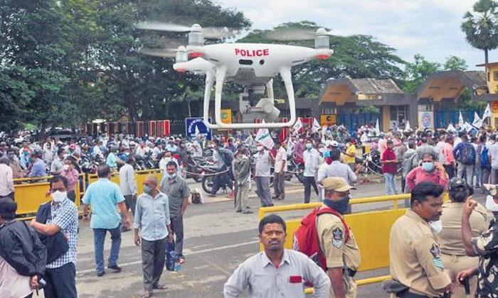Dharna In Delhi To Protest Privatization Of Visakhapatnam Steel Plant-TeluguStop.com