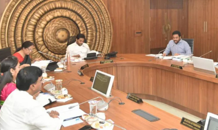 Telugu Ap, Ap Cabinet, Ap Cm, Ap Cm Jagan To Postpone Cabinet Expansion, Ap Cm Ys Jagan, Ap Government, Ap Ministers, Chevireddy Baskar Reddy, Jagan, Rk Roja, Roja, Srikanth Reddy, Ysrcp-Telugu Political News
