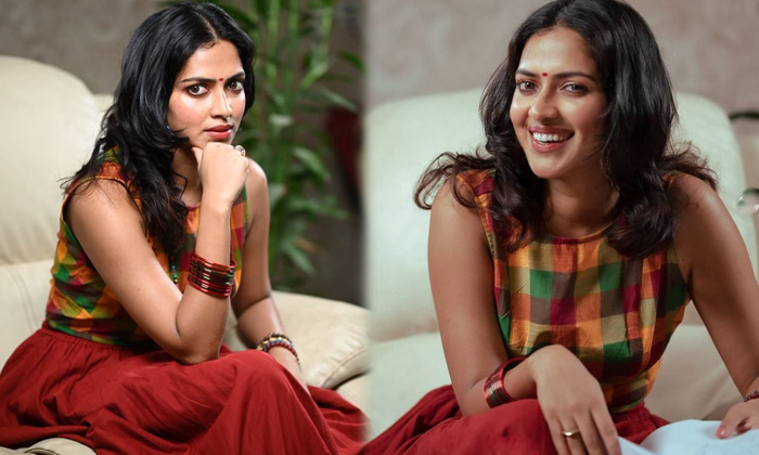 Actress Amala Paul Can't Stop Gushing On This Pictures Actress Amala Paul Can't Stop Gushing On This Pictures - Te High Resolution Photo