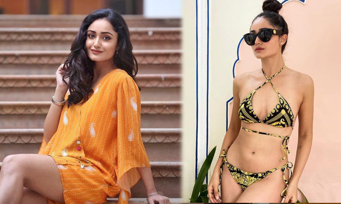 Actress Tridha Choudhury Spells Magic On Us With Her Beautiful Pictures-telugu Actress Hot Spicy Photos Actress Tridha C High Resolution Photo