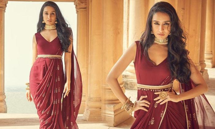Actress Shraddha Kapoor Glamorous Pics Is Viral On Social Media-telugu Actress Hot Photos Actress Shraddha Kapoor Glamor High Resolution Photo