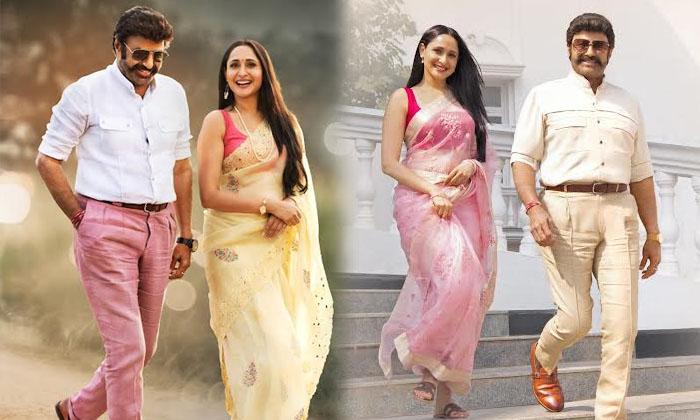 Nandamuri Balakrishna, Boyapati Srinu, Dwaraka Creations' Akhanda First Single Adigaa Adigaa Released-TeluguStop.com