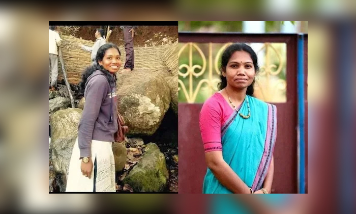 Anuradha A Tribal Women Success Story-TeluguStop.com