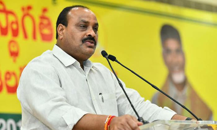 Atchannaiudu Challenges Jagan Over Kisan Morcha Bharath Bandh-TeluguStop.com