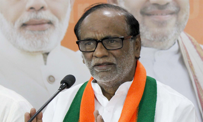 Bjp Leader Laxman Made Serious Remarks On Kcr-TeluguStop.com