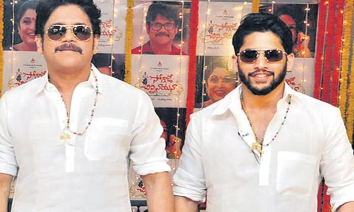 Nagarjuna Bangarraju Movie Latest Interesting Update-TeluguStop.com