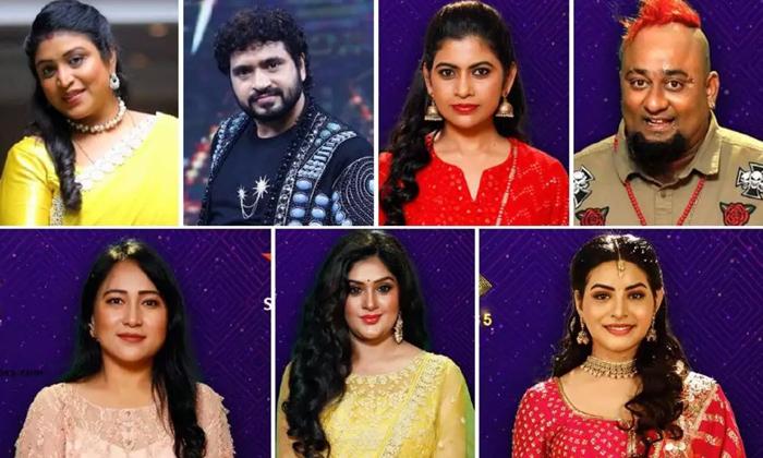 Biggboss Season 5 Umadevi Beep Dialogues-TeluguStop.com