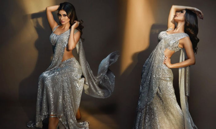 Bollywood Actress Mouni Roy Glamorous Images-telugu Actress Hot Photos Bollywood Actress Mouni Roy Glamorous Images - Te High Resolution Photo
