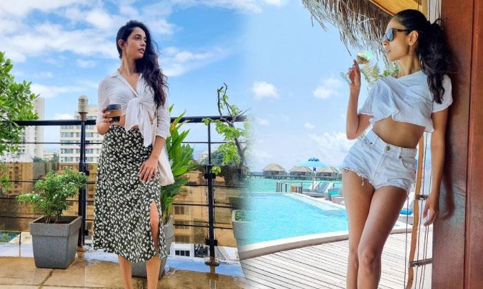 Bollywood Glamorous Actress Sarah Jane Dias Sizzling Stills-telugu Actress Hot Photos Bollywood Glamorous Actress Sarah High Resolution Photo