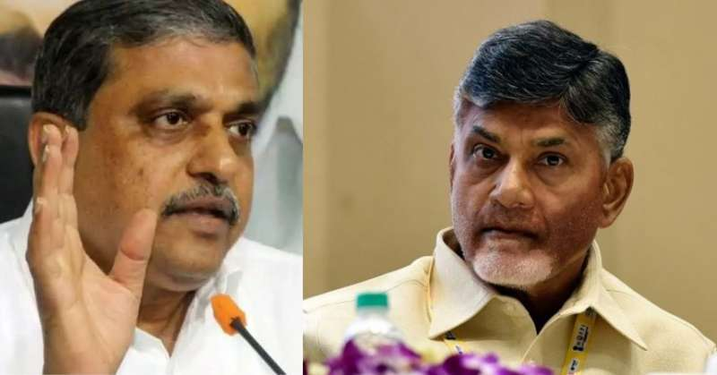 Chandrababus Own Constituency People Do Not Believe Sajjala Sensational Comments-TeluguStop.com