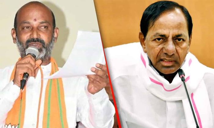 Congress Fires On Kcr Delhi Tour Bjp In Doubt-TeluguStop.com