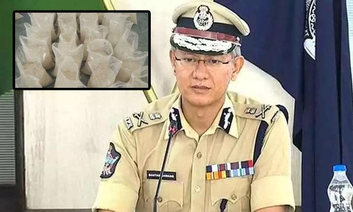 Ap Dgp Makes Sensational Comments On Drugs Seized In Gujarat-TeluguStop.com