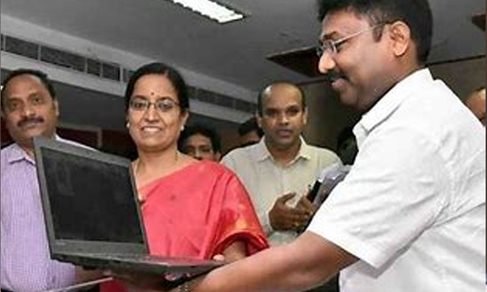 Education Minister Suresh Releases Ap Eap Set Results-TeluguStop.com