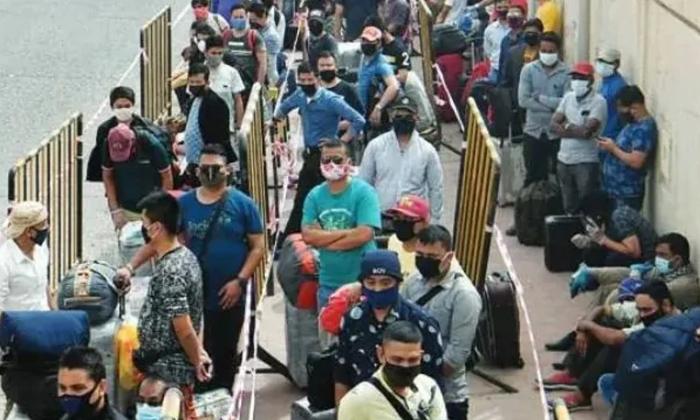 Kuwait Immigrants Financial Problems-TeluguStop.com