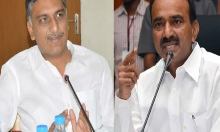 Harish Rao Is Being Pitted Against Each Other Such Comments Over And Over Again-TeluguStop.com