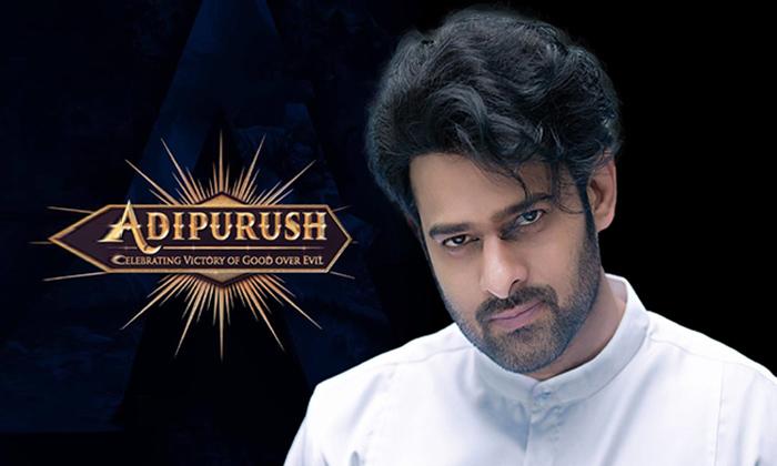 Interesting Still Out From Prabhas Adipurush-TeluguStop.com
