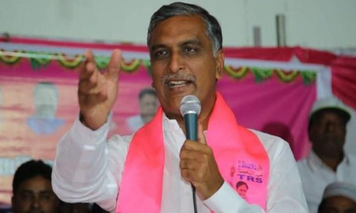 Harish Rao Responds To Eetala Rajender Challenge-TeluguStop.com