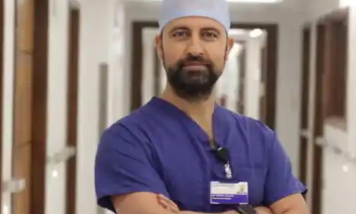 Telugu 12hours Rare Surgery, Conjoined Twins At Head, Indian-origin Neurosurgeon, Indian-origin Neurosurgeon Helps Save Israeli Twins Conjoined At The Head, Israel Doctors, Israel Doctors Rare Surgery, Nri-Telugu NRI
