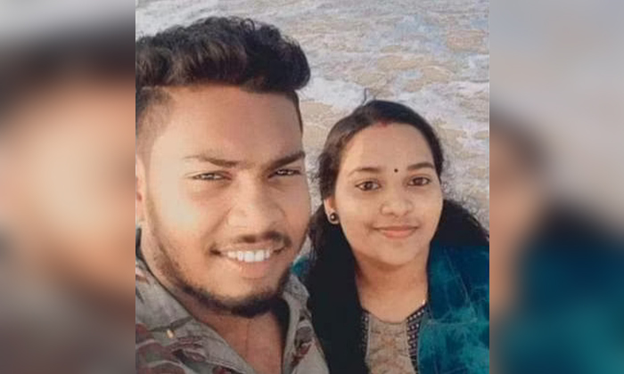 Young Woman Found Dead In Quarry Pond A Week After Husbands Death-TeluguStop.com